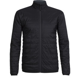 Icebreaker Hyperia Lite Jacket Men Black
